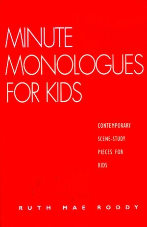 Notes for contemp and classical monologues