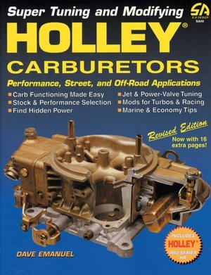 SUPER TUNING AND MODIFYING PDF HOLLEY CARBURETORS