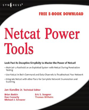 PDF NETCAT POWER TOOLS