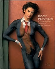 heidi klum body paint