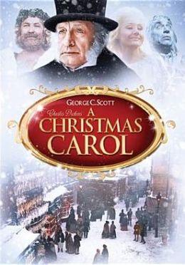An analysis of george c scotts movie christmas carol