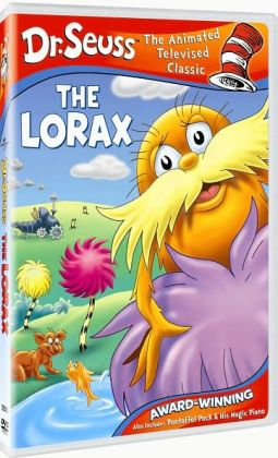 Lorax by Universal Studios | 25192357527 | DVD | Barnes ...