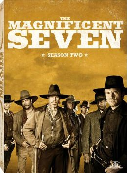magnificent seven the series season 2 by mgm video dvd peter firth robert vaughn. Black Bedroom Furniture Sets. Home Design Ideas