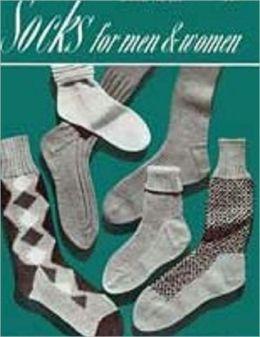Errata knitting vintage socks