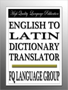 English To Latin Translation Of Phrases 78