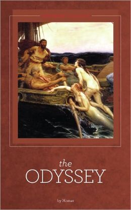 The Odyssey Homer By Homer 2940013851665 Nook Book