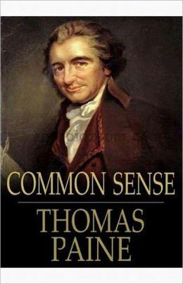 Thomas Paine Critical Essays