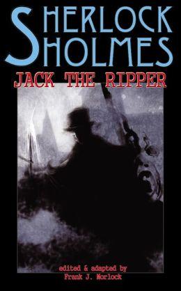 Sherlock holmes vs jack the ripper book