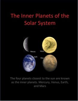 label inner planets - photo #5