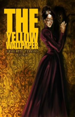 the yellowish wall picture simple summary