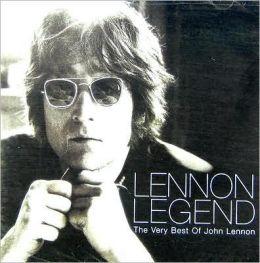 Best Of John Lennon : lennon legend the very best of john lennon by capitol john lennon 724382195429 cd barnes ~ Hamham.info Haus und Dekorationen