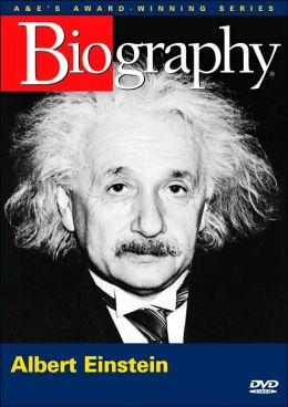 Biography Albert Einstein By A Amp E Home Video