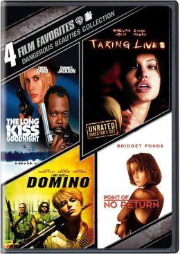Dangerous Beauties Collection 4 Film Favorites By Warner