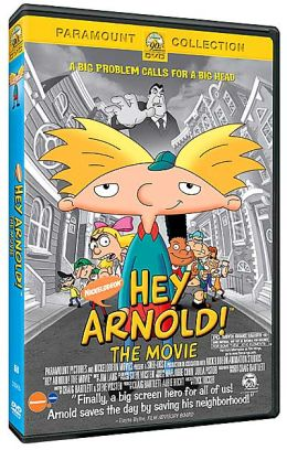 Hey Arnold! The Movie by Paramount, Tuck Tucker, Spencer ...