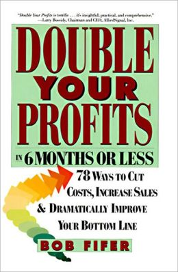 Double your profits bob fifer