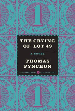 An analysis of the crying of lot 49 by thomas pynchon
