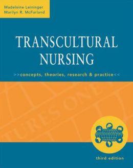 Madeleine Leininger - Nursing Theorist