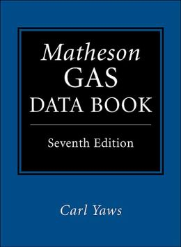 Matheson Gas Data Book Carl L. Yaws