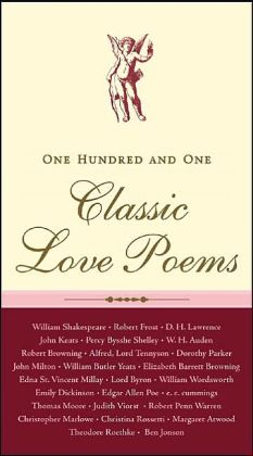 101 Classic Love Poems McGraw-Hill