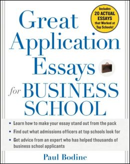 Great application essays torrent