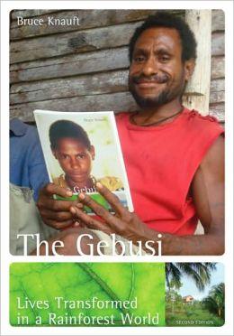 The gebusi by bruce knauft essay