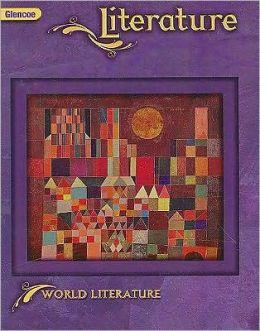 glencoe world literature