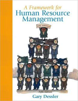 RESOURCES GARY MANAGEMENT DESSLER PDF HUMAN