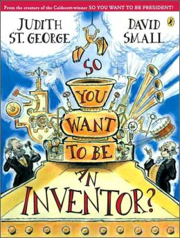 So you want to be an inventor book