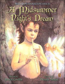 A midsummer nights dream childrens book