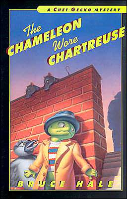 The Chameleon Wore Chartreuse (Chet Gecko Mysteries (Numbered)) Bruce Hale