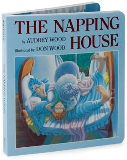 The Napping House (Board book) Audrey Wood