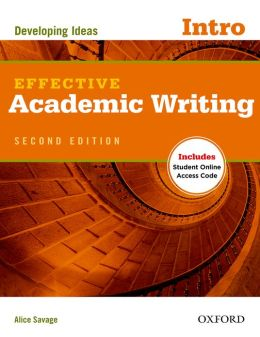 Effective academic writing 2 ppta