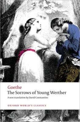 Werthers suicide in the sorrows of young werther by johann wolfgang von goethe