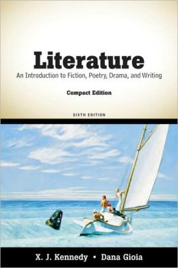 Literature an introduction to reading and writing online book