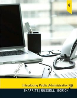 PUBLIC ADMINISTRATION PDF SHAFRITZ INTRODUCING