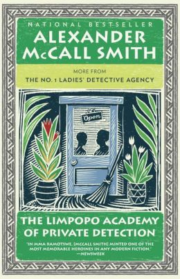 The no 1 ladies detective agency books in order