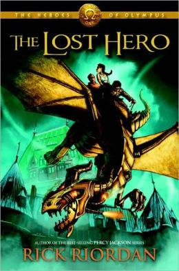 How many books in the lost hero series