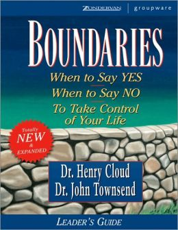 Boundaries henry cloud