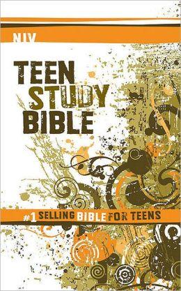Niv Teen Bible 113