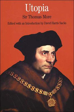 Utopia By Sir Thomas More Edition 1 By Thomas More