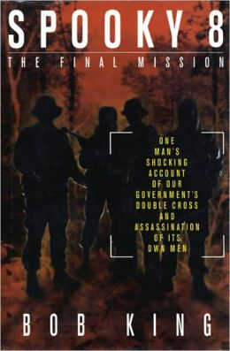 Spooky 8: The Final Mission Bob King
