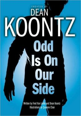 What is the second book in the odd thomas series