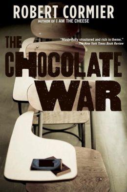 The chocolate war goober as a