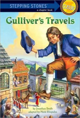 The characters and settings in gullivers travels by jonathan swift