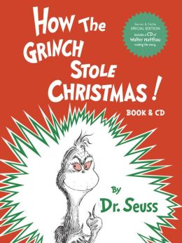 How the Grinch Stole Christmas!: Book & CD (B&N Exclusive ...  How the Grinch ...
