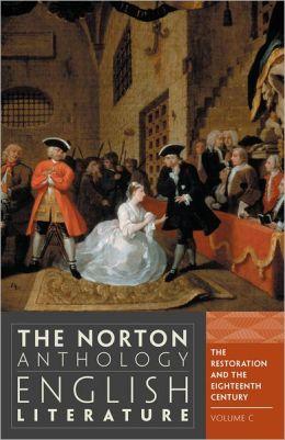 british literature anthology
