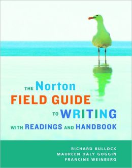The norton field guide to writing and reading