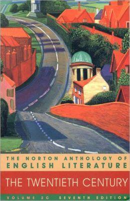 english literature 20th century