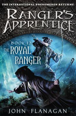The rangers apprentice books