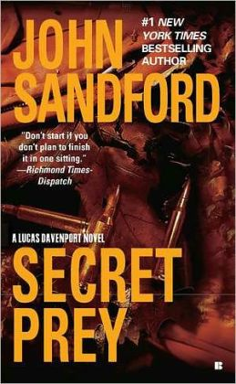 Secret Prey (Prey Series) John Sandford